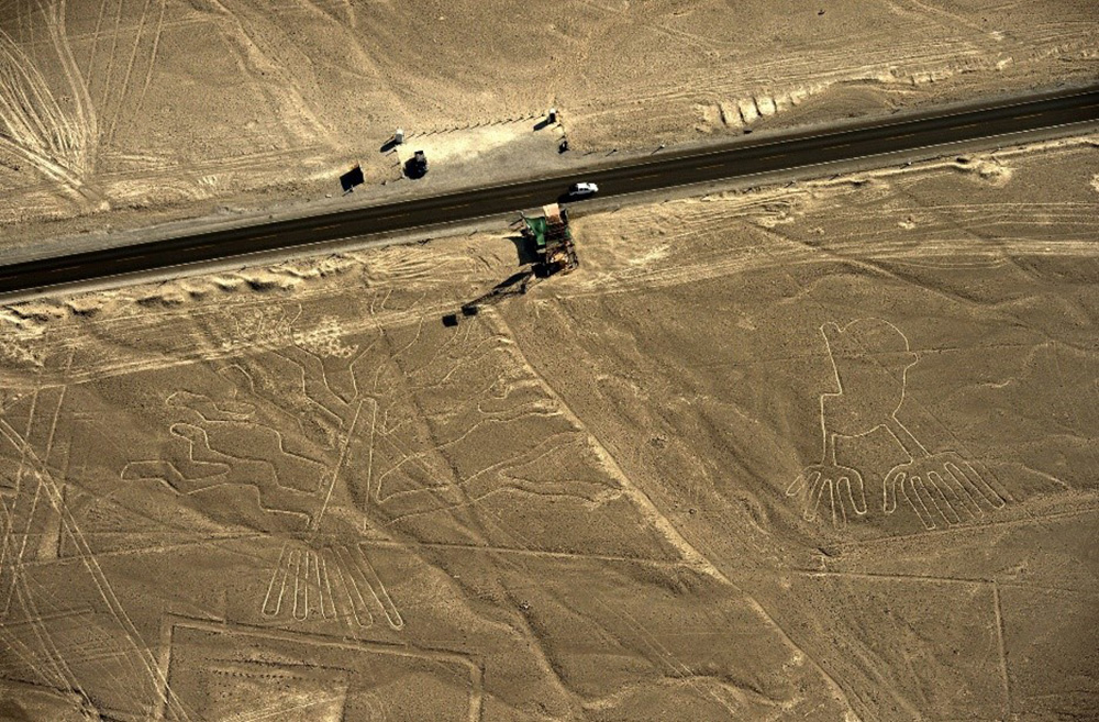 Day 5: NAZCA: FLY-OVER THE MAJESTIC NAZCA LINES