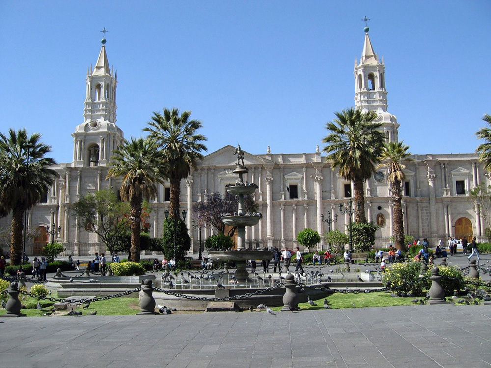 Day 5: AREQUIPA RELAX